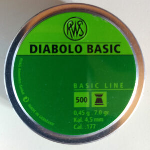 Plombs RWS Diabolo Basic